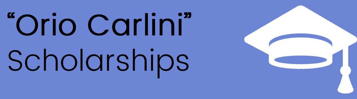 Orio Carlini Scholarships