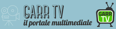 GARR TV website