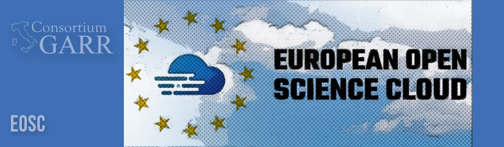 Italy at the forefront  for the 'European Open Science Cloud'