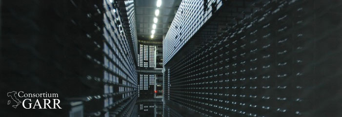 data center di INFN-CNAF e CINECA