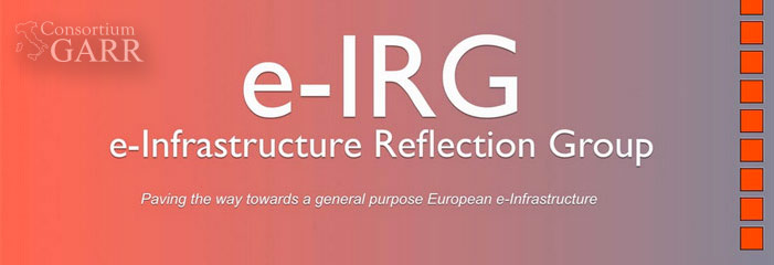 e-Infrastructure Reflection Group