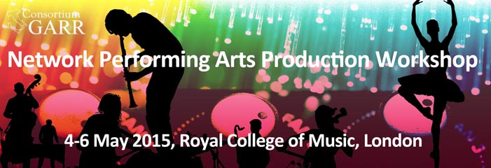 Network Performing Arts Production Workshop 2015