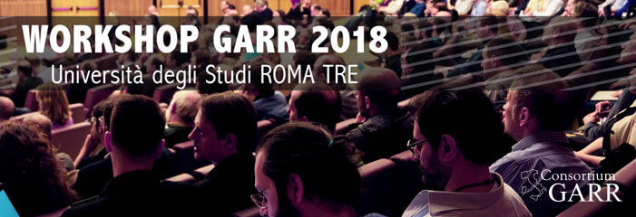 Workshop GARR 2018
