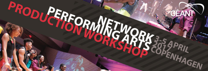 Network Performing Arts Production Workshop 2017