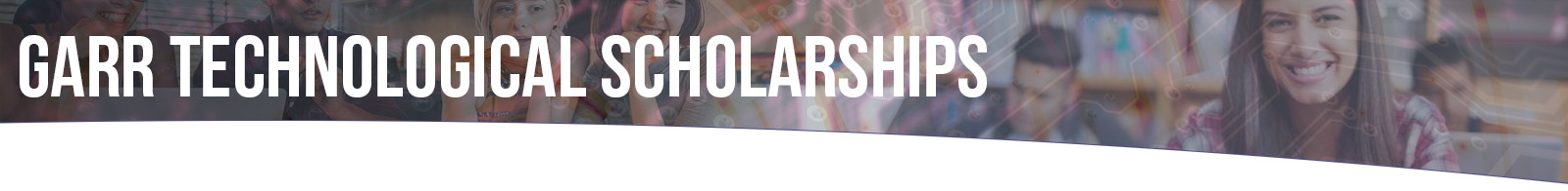 GARR echnological Scholarships