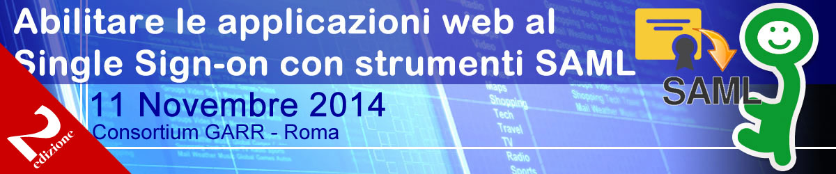 Abilitare le applicazioni web al Single Sign-on con strumenti SAML