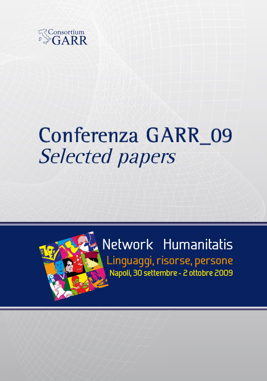 2009 GARR Conference - Selected Papers