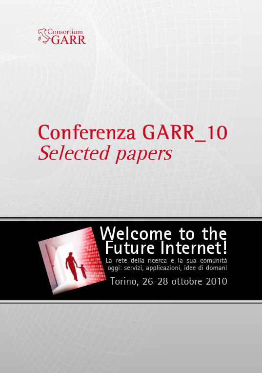 2010 GARR Conference - Selected Papers