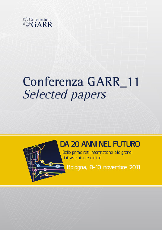 GARR Conference 2011 - Selected Papers