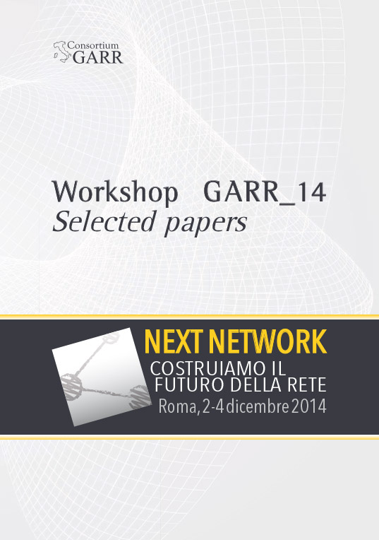 GARR Workshop 2014