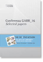 Selected Papers Conferenza GARR 2016