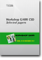 Selected Papers Workshop GARR CSD 2012