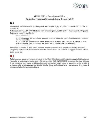 GARA-0903-Richieste-di-chiarimenti-20100601