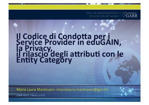Ws17 - Presentazione - Mantovani