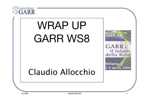 Ws08 - Presentazione - Allocchio - pdf