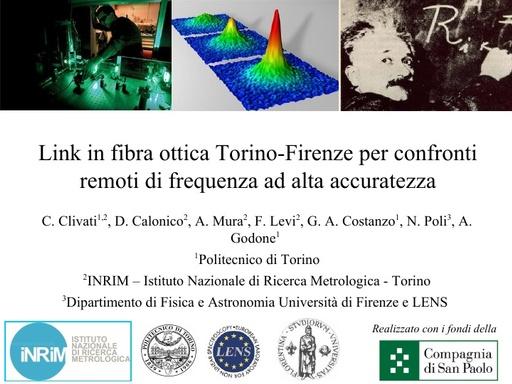 Conferenza GARR 2011 - Presentazione - Clivati C.