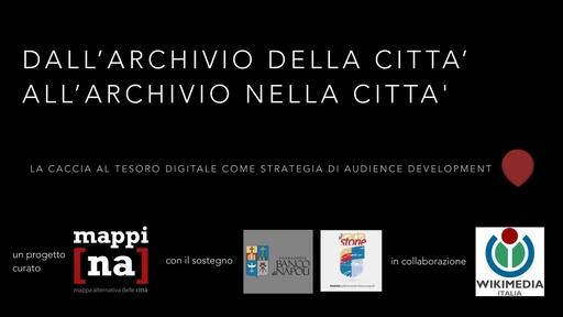 Conferenza GARR 2016 - Presentazione - Vitellio