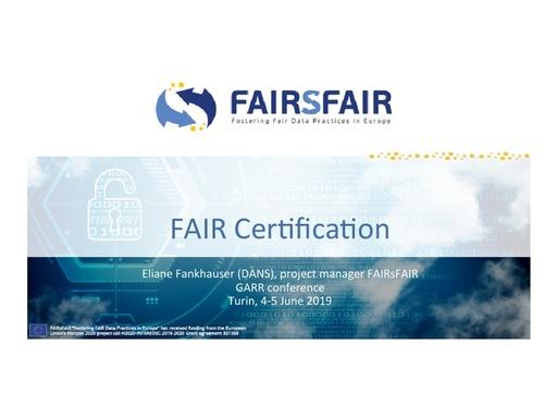 Conferenza GARR 2019 - Presentazione - Fankhauser