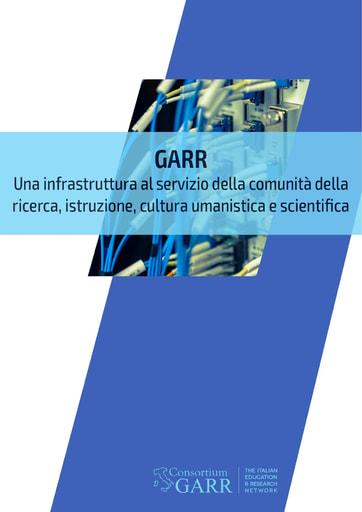 Visione missione valori GARR 2020