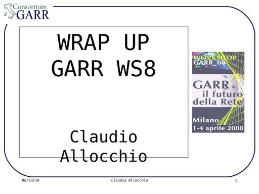 Ws08 - Presentazione - Allocchio - ppt