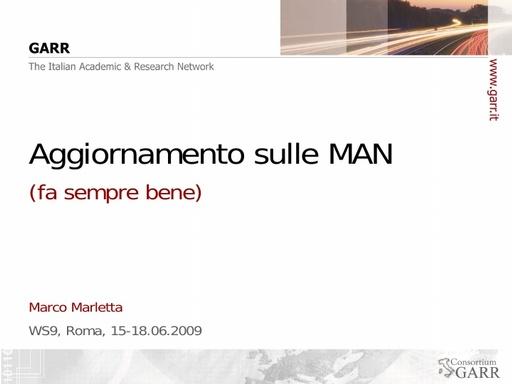 Ws09 - Presentazione - Marletta