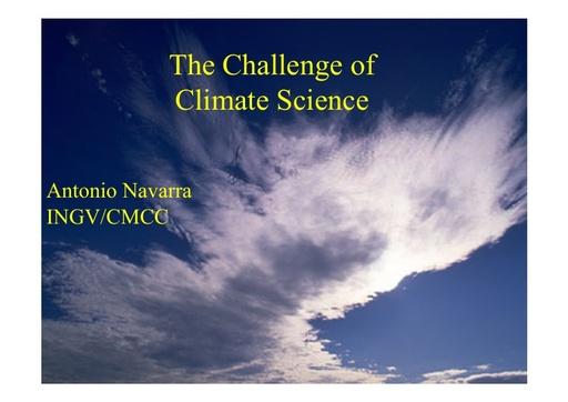 Conferenza GARR 2011 - Presentazione - Navarra A.