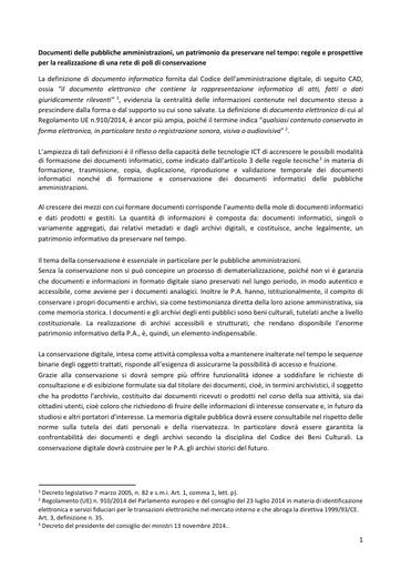 Conferenza GARR 2017 - Paper - Montanaro
