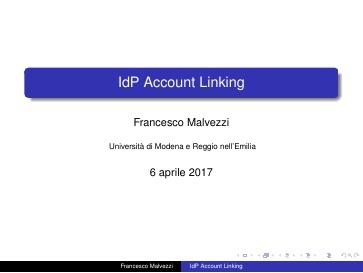 Ws17 - Presentazione - Malvezzi