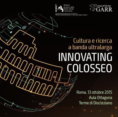 Brochure Innovating Colosseo