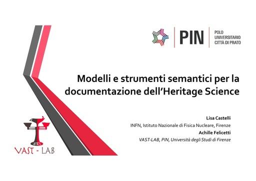 Conferenza GARR 2018 - Presentazione - Di Giorgio, Castelli, Felicetti