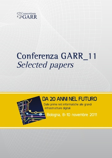 Selected Papers Conferenza GARR 2011 - Volume