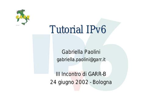 WS04 - Paolini - Tutorial IPv6