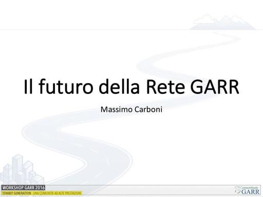 Ws16 - Presentazione - M. Carboni