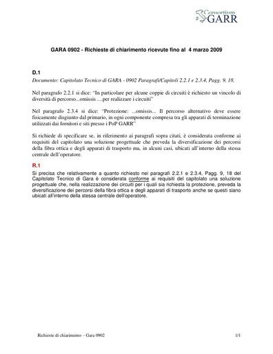 Gara0902-20090304-Richieste-di-chiarimenti