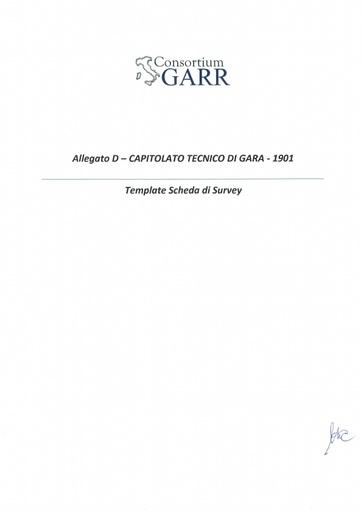 Bando 1901 - Allegato D - Template Scheda di Survey - pdf