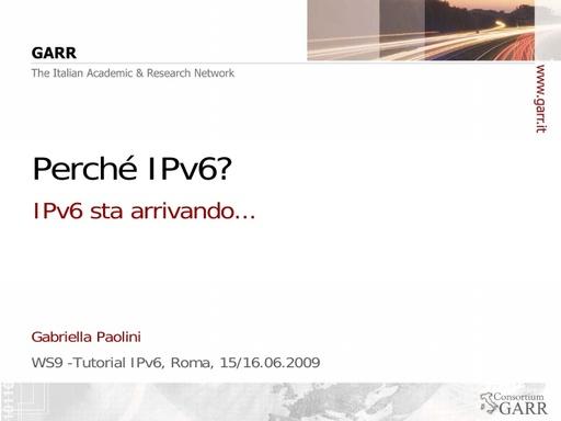 Ws09 - Presentazione - Paolini - Tutorial 2