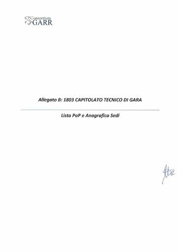 Bando 1803 - Allegato B - Anagrafica dei siti - pdf
