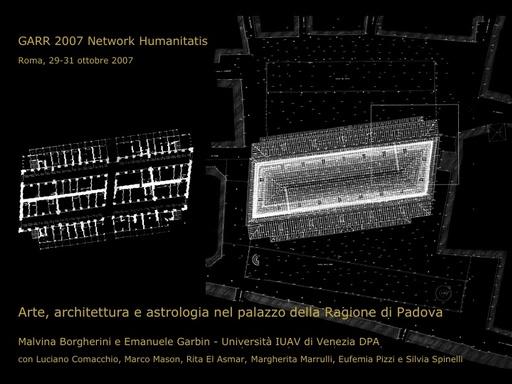 Conferenza GARR 2007 - Presentazione - Borgherini