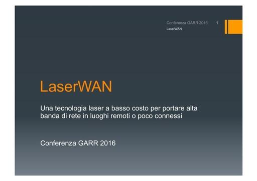 Conferenza GARR 2016 - Presentazione - Pagliarino