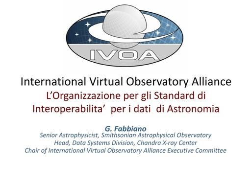 Conferenza GARR 2017 - Presentazione - Fabbiano