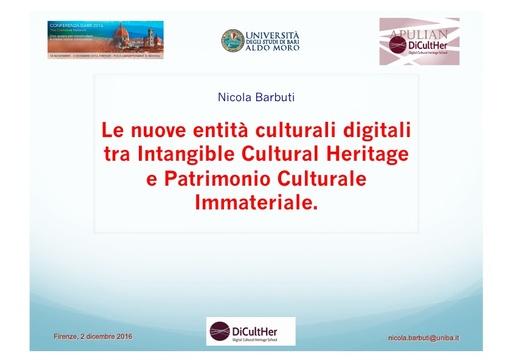 Conferenza GARR 2016 - Seminario - Barbuti