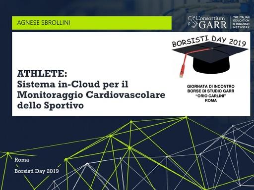 Borsisti Day 2019 - Sbrollini