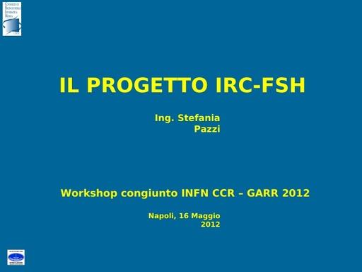 WS12 - presentazione - S. Pazzi