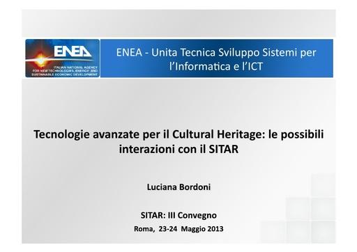 Sitar13 - Presentazione - Bordoni