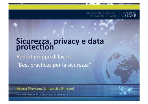 Ws17 - Presentazione - Pirovano