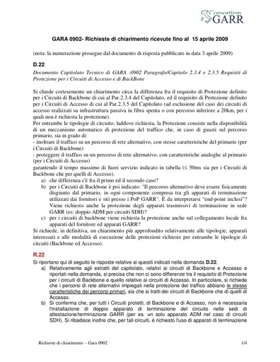 Gara0902-20090415-Richieste-di-chiarimenti