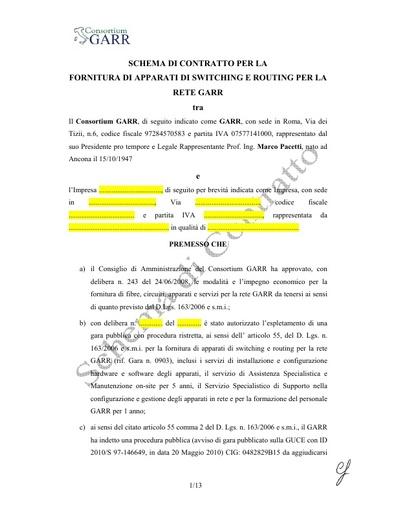 GARA-0903-Schema-contratto-fornitura