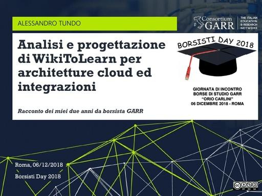 Borsisti Day 2018 - Tundo