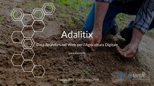 Conferenza GARR 2019 - Presentazione - Coviello
