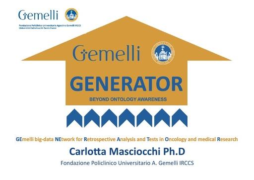 Conferenza GARR 2019 - Presentazione - Masciocchi